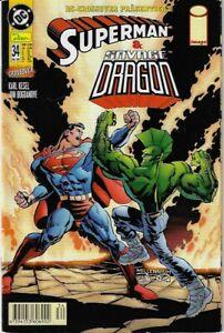 DC Crossover Nr. 34 (von 38) Superman / Savage Dragon | 1996 - 2001 | Heftserie