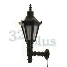 10 pcs. Wall Lamps G Scale Train Accessories 1:24 or 1:25 Scale Wall Lanterns