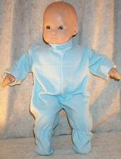 """Doll Clothes BabyMade 2 Fit American Girl 15"""" inch Pajamas Boy Bitty Blue"""