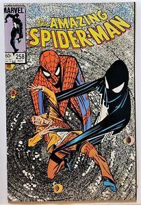 The Amazing Spider-Man #258 (Nov 1984, Marvel) VF