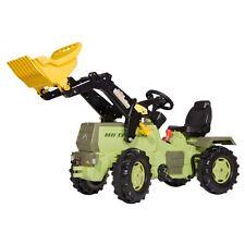 Rolly Toys MB Trac 1500 Traktor Frontlader Zweigangschaltung Bremse Trettraktor