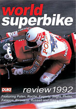 World Superbike Review 1992 DVD