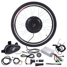 "36V Front Wheel Electric Bicycle Motor Conversion hub Kit 500W 26"" Ebike Cycling"