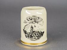Hassenpflug Durnstein Souvenir 0.25 L Beer Stein / Coffee Tea Cup Mug 8 oz