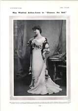 1902 Winifred Arthur Jones Robert Taber Muriel Kennedy Drama