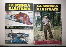 LA SCIENZA ILLUSTRATA # Anno II Vol.I N.5-9 1950 # Luciano De Feo