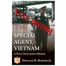 NCIS History Special Agent Viet Nam by Douglass, Jr. Hubbard (2013, Paperback)
