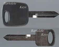 Transponder Key Blank Fits 2004 2005 Ford F150 F-150 F 150 Heritage Model ONLY *