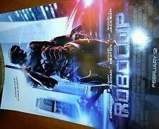 "Robocop Original Movie Poster #2 17""x11"" Advance 2014 release"