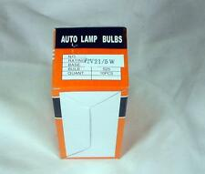 Yamaha SR250 12V 21/5W Stop/Tail Light Bulbs Twin Filament - Box of 10 Q1225