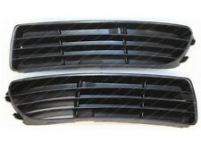 AUDI A4 1996-2000 front bumper lower grille set (LH+RH) *NEW*