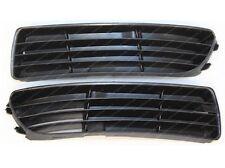 AUDI A4 1996-2000 front bumper lower grille set (LH+RH) *NEW*