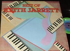 KEITH JARRETT The Best of LP 1978