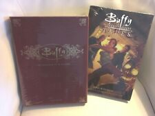 Buffy the Vampire Slayer Hc Set: Making of a Slayer and Tales by Joss Whedon