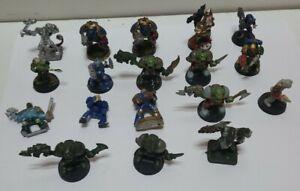 Warhammer Space Marines Citadel Classic - Joblot Of 18 Plastic Figures