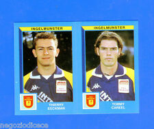 FOOTBALL 2000 BELGIO Panini-Figurina -Sticker n. 434 - INGELMUNSTER -New