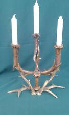 Antler Candlestick, Candle-holder