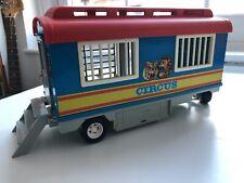 Playmobil 3514 Lion Train, Wagon, Cage, circus, circo, zirkus, cirque,