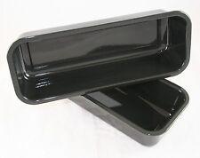 Kastenform, Kastenbackform, emailliert, Brotbackform, 32 x 13 x 7 cm