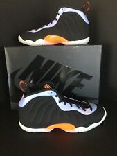 Nike Little Posite One GS Pulse Orange Black Shoes Sz 7Y 644791-008 WOMENS 8.5
