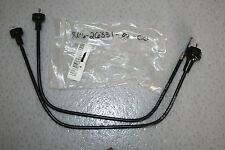 2 nos Yamaha snowmobile choke starter cables 1 1981 srx440e 1986 pz480ek phazer