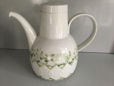 Rosenthal LOTUS JADE grün KAFFEEKANNE 1,3L Coffee Pot I.WAHL