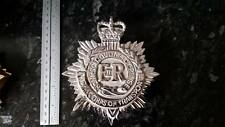 """Royal Corps of Transport Capbadge Chrome Door Knocker Approx 6"""", RCT"""