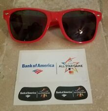 All-Star Fanfest Giveaway Red Sunglasses + Stickers