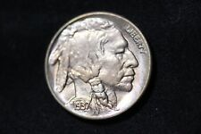 1937 S Buffalo Nickel PQ BU