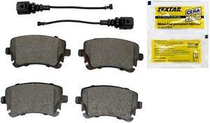 Bremsbeläge hinten für VW T5 Multivan Bus Kasten Pritsche 1,9 2,0 2,5 TDI 3,2 V6