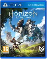 Horizon Zero Dawn Play Station 4 PS4