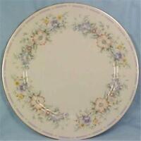 Belle Jardin Dinner Plate Home Design Pastel Flowers