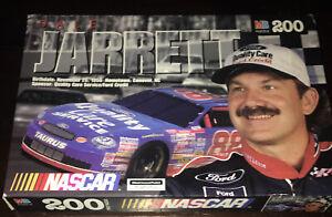 NEW SEALED Dale Jarrett Ford Taurus NASCAR #88 Jigsaw Puzzle MB 200 Piece NASCAR