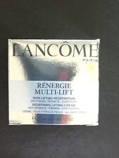 Lancome Renergie Multi-Lift Redefining Lifting Cream SPF15 (For All Skin 50ml