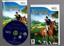 ALEXANDRA LEDERMANN : LE HARAS DE LA VALLEE !!! Superbe sur Wii/Wii U