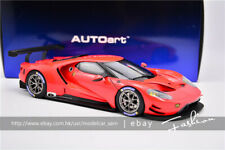 AutoArt 1:18 Ford GT le mans red