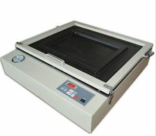 50*60cm Precise Vacuum UV Exposure Unit Screen Printing Machine T