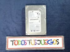 "Disco Duro Hdd 80 Gb IDE Seagate 3,5"" Para Ps2 O Pc PlayStation 2 Fat  3225"