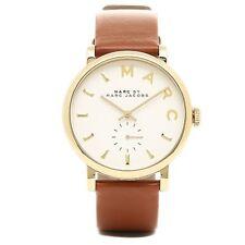 Marc by Marc Jacobs Women's MBM1316 Analog Display Quartz Brown Watch