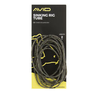 Avid Carp Outline Sinking Rig Tube 2m *New* - Free Delivery