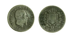 s644_28) Vittorio Emanuele II Re d'Italia (1861-1878) - 1 Lira 1863 T