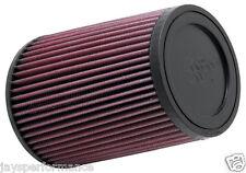 """Kn Universal Filtro de aire (RU-3530) 3-3/4""""FLG, 5-3/8""""B, 4-3/8""""T, 7""""H"""