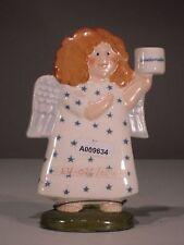 +# A009634 Goebel Archiv Muster Larson Kerzenhalter Engel Angel 54-026 Plombe