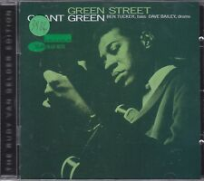 GRANT GREEN - green street CD RVG edition