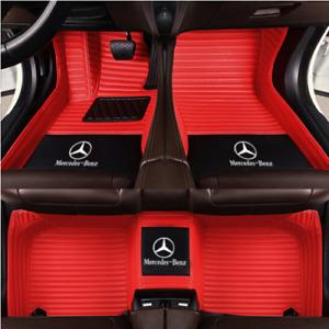 For 2005-2021 Mercedes-Benz all models All weather waterproof non-slip floor mat