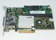 Dell perc h800 1gb RAID Controller card 85kjg vvgyd md1200 md1220 gc 9 R 0+ Battery