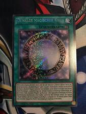 Yu-Gi-Oh! Dunkler Magischer Kreis, MP17-DE100 Secret Rare 1st.