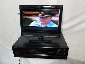 Denon LA-2300 Multi Laser Disc Player  Compact Disc Player Laserdisc