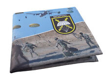 Cartera impresa con Billetera Brigada Paracaidista Fotografias 3D