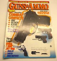 Guns & Ammo Magazine March 1996 Back Issue Combat Compacts